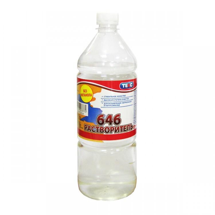 Растворитель 646 0,4л /  0,27кг