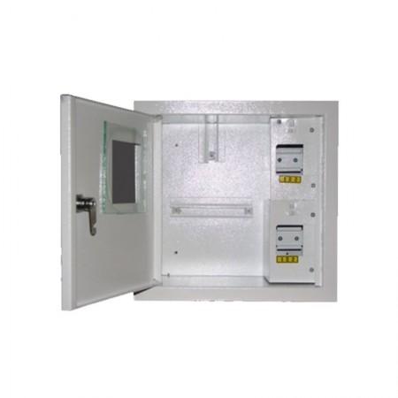Шкаф ШМР-1ф-4А-Н (наружный) под электронный счетчик