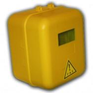 Ящик под газовый счетчик пластик