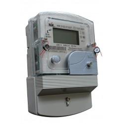 Счетчик НІК 2102-01 Е2МСТ двухтарифный 5-60А 220В электронный однофазный