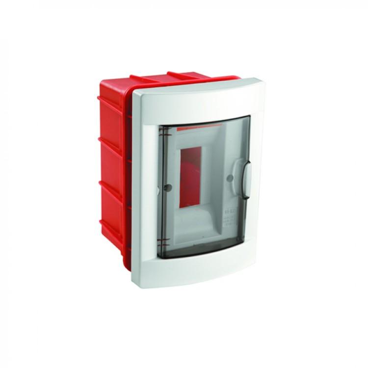 Щиток электрический под 2 автомата VIKO внутренний