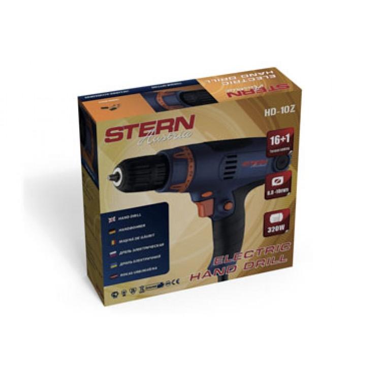 Дрель-шуруповерт HD - 10 Z Stern