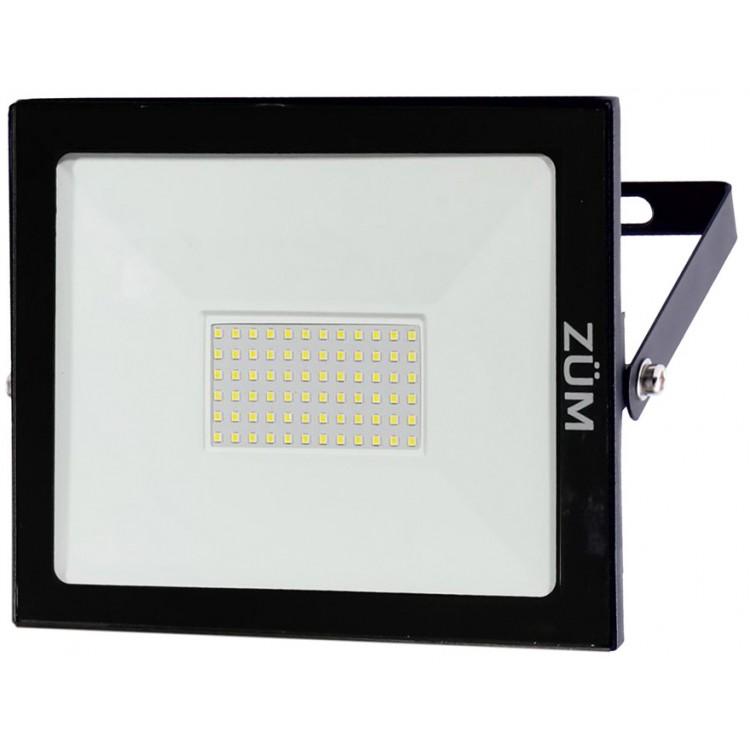 Прожектор светодиодный ZUM 50Вт 6400K 4000Лм