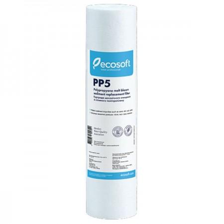"""Картридж 10"""" PP5 CPV25105ECO полипропилен 5 микрон Ecosoft"""