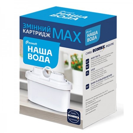 Картридж для фильтра Наша Вода 4 МAX CMVKMAXNV