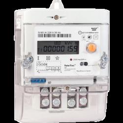 Электросчетчик MTX 1A10.DF.2L0-YD4 однофазный многотарифный 5-60А, реле вкл/откл нагр. датчик магн.поля