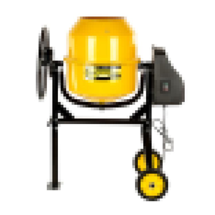 Бетономешалка 140л BudmonsteR Prime 1/1