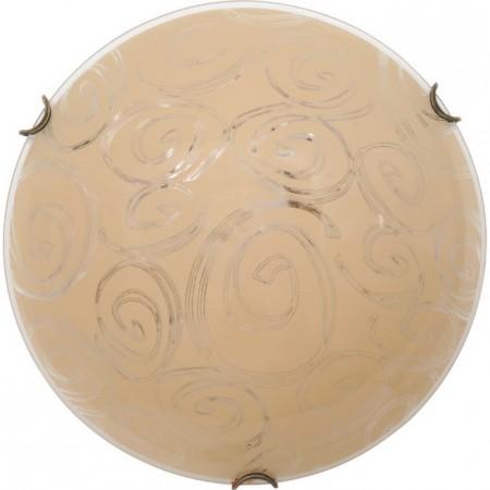 Светильник потолочный ДЕКОРА 24900 2х60 Вт