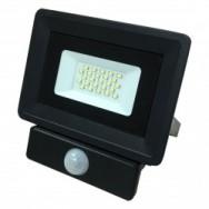 Светодиодный прожектор 20Вт. с датчиком движения Biom