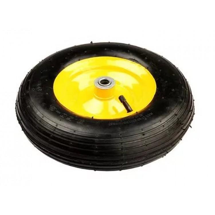 Колесо для тачки пневмо 3.50-6 1/5 BudmonsteR