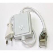Кабель питания для светодиодной ленты 220В RGB 5050