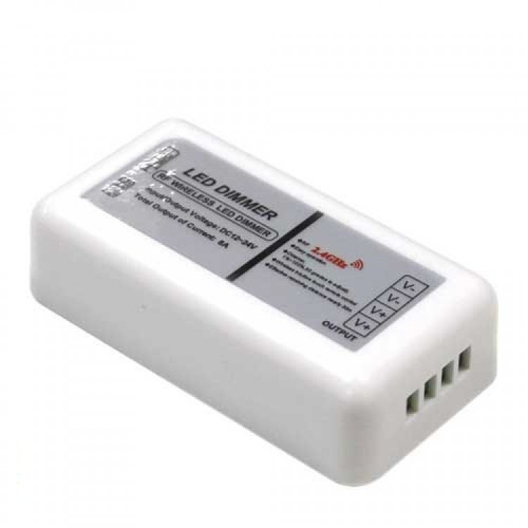 Диммер для светодиодной ленты 12A-2.4G-4 zone