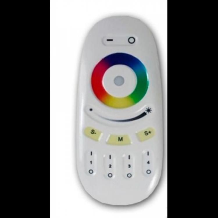 Пульт для RGB контроллера 4-zone-2.4G-rem