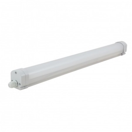 Cветильник промышленный светодиодный IP65 EVRO-LED-WL16 16W 6400К с LED лентой