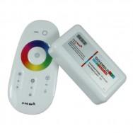 RGB контроллер 18А-2.4G-Touch белый