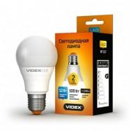 Светодиодная лампа LED VIDEX A60е 12W E27 3000K 220V
