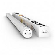 Светодиодная лампа T8 VIDEX 9W 4100К 220V 600мм G13 матовая VL-T8b-09064