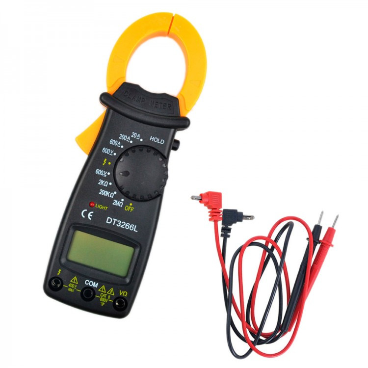 Мультиметр с токовыми клещами 3266-L