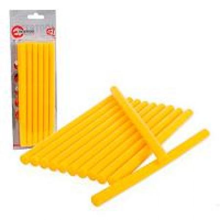 Клеевые стержни для пистолета желтые