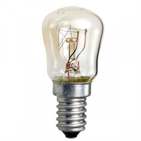 Лампа для холодильника Е14 15Вт.