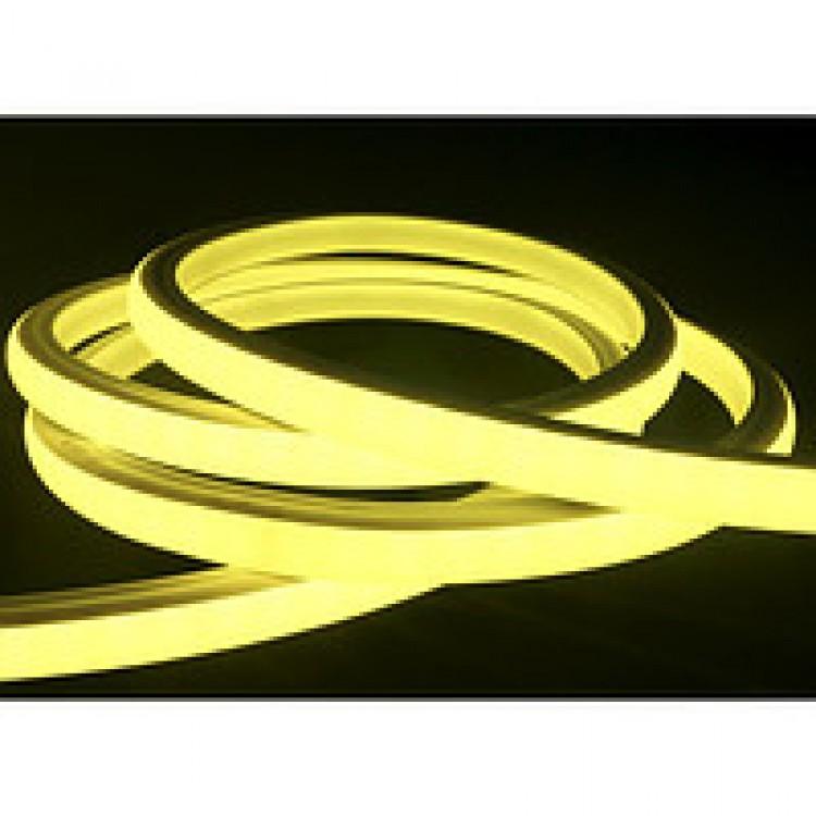 Светодиодный NEON SMD2835-120 8W золотой 220В