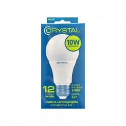 Светодиодная лампа LED CRYSTAL 10W E27 4000K 220V