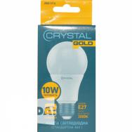 Светодиодная лампа Crystal Gold А60 10W E27 3000K
