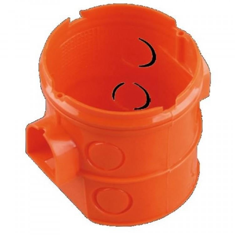 Подрозетник РК-60 наборной негорючий оранжевый