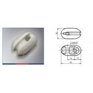 Изолятор ИТО-2 фарфоровый