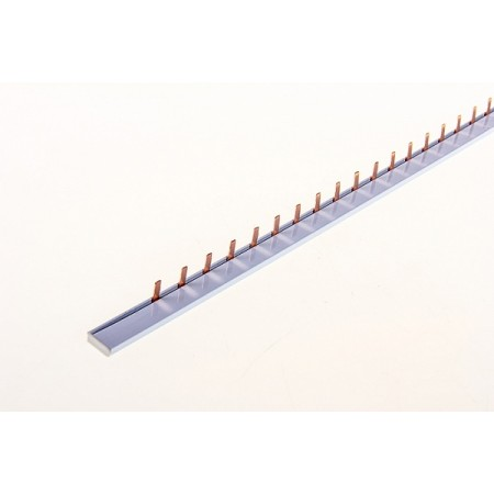 Шина соединительная типа PIN 1-фазная 63А (1м)