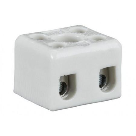 Клеммник керамический 2-line 15A