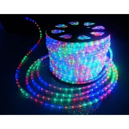 Дюралайт LED 2WAY 13мм (36led/m) мультиколор Feron 220В
