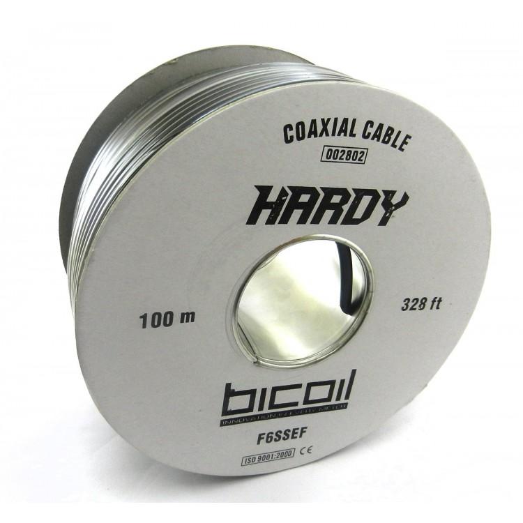 Телевизионный кабель F6SSEF HARDY CCS BiCoil