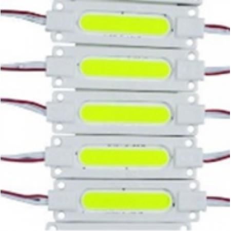 Светодиодный модуль BRT M2 COB 2W 6500K, 12В, IP65 Biom