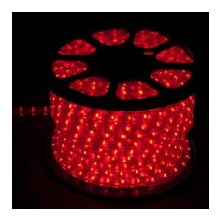 Дюралайт LED 3WAY 11,5*17,5мм (72led/m) красный Feron