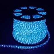 Дюралайт LED 3WAY 11,5*17,5мм (72led/m) синий Feron