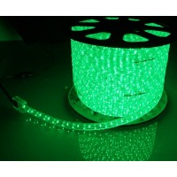 Дюралайт LED 3WAY 11,5*17,5мм (72led/m) зеленый Feron