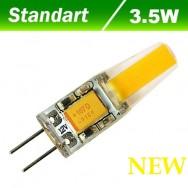 Светодиодная лампа G4 3.5W 3000K AC/DC12 Biom