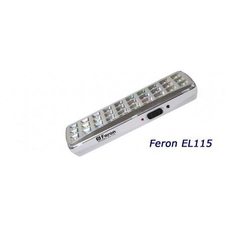 аккумуляторный светильник FERON EL115 30 LED белый