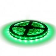 Светодиодная лента 12В B-LED 3528-60 W зеленый, герметичная, 1м