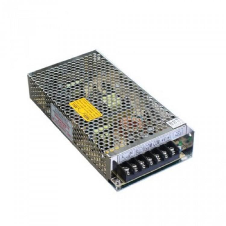 Блок питания для светодиодной ленты 12V 200W перфорированный