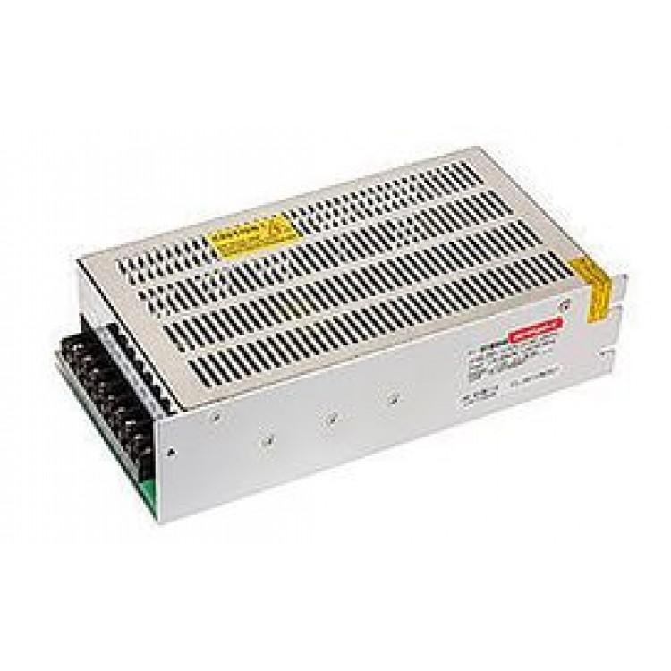 Блок питания для светодиодной ленты 12V 250W перфорированный