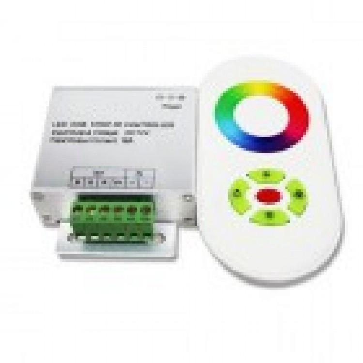 RGB контроллер 18А-RF-5 кнопок
