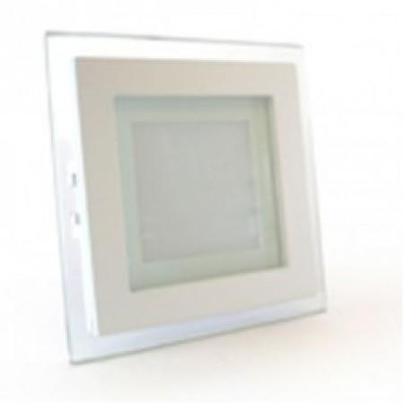 Светильник светодиодный встраиваемый GL-S 6W квадрат