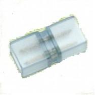 Коннектор для светодиодной ленты 3528 220В два разъёма+2pin