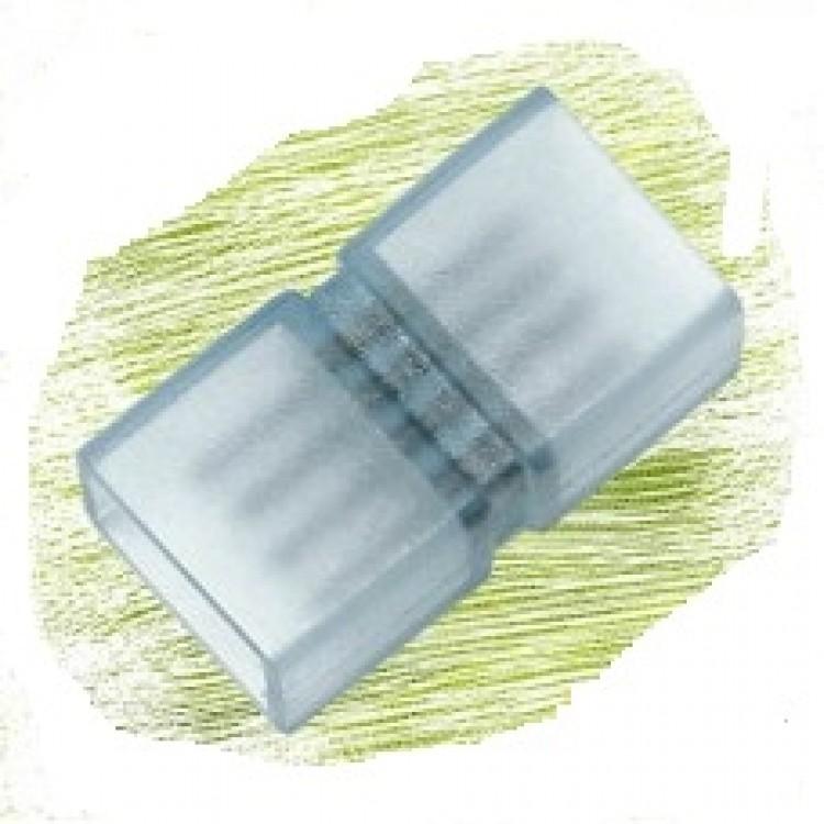 Коннектор для светодиодной ленты 5050 RGB 220В два разъёма+4pin