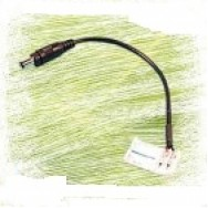 """Коннектор для светодиодной ленты 10мм зажим - mini Jack """"мама"""" через провод 15см"""