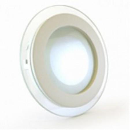Светильник светодиодный встраиваемый GL-R 6W круглый
