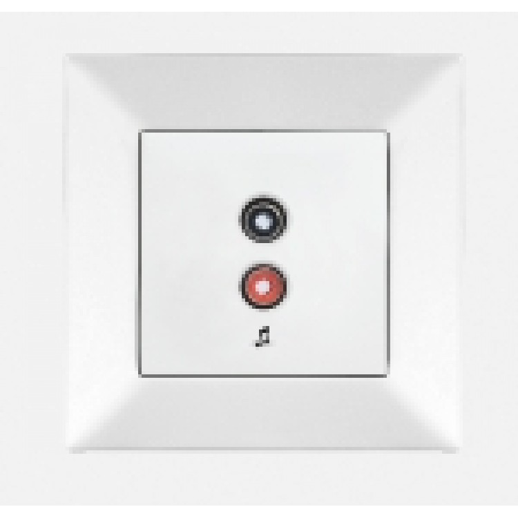 VIKO MERIDIAN Аудиорозетка для динамиков